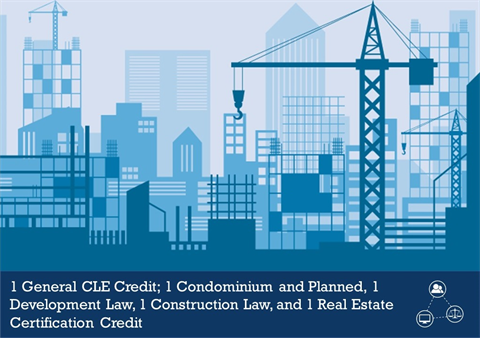 Construction CLE: Construction Project Phases