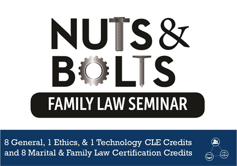 2018 Nuts and Bolts Family Law Seminar
