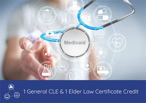 Elder Law: Getting Medicaid to pay expenses, without going broke!