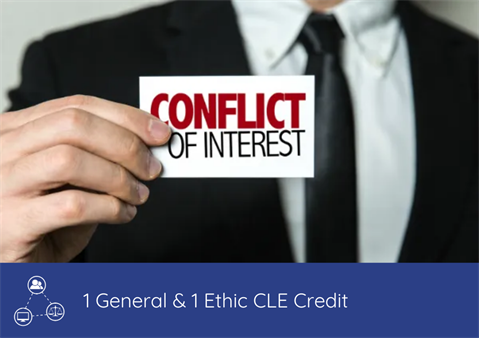 Conflicts of Interest & Waiver of Conflict